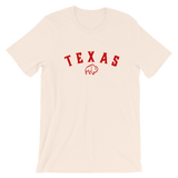 TEXAS Short-Sleeve Unisex T-Shirt
