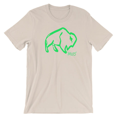 Mud Buffalo Neon Unisex T-Shirt