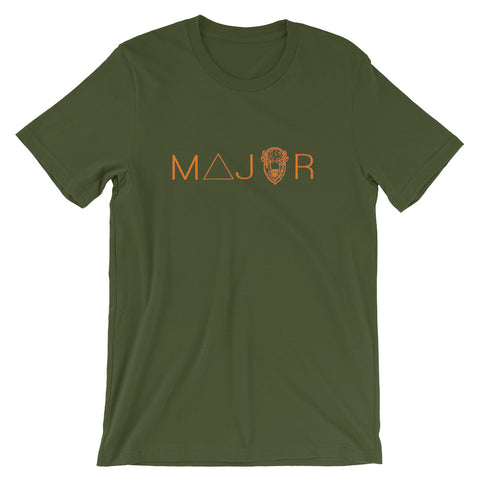 MAJOR T-Shirt (2 Color Options)