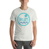MUD Sea Short-Sleeve Unisex T-Shirt