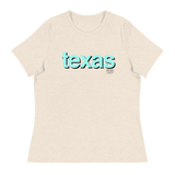 TEXAS Women's Relaxed T-Shirt
