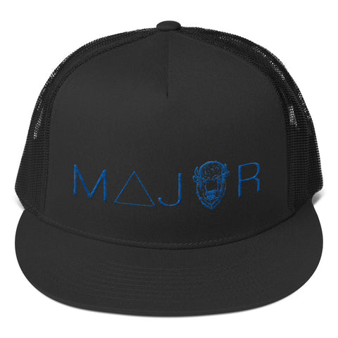 MAJOR Trucker Cap (2 Color Options)