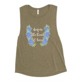 Deep In The Heart Ladies' Muscle Tank