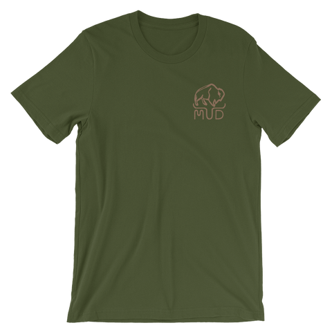 Mud Buffalo Unisex T-Shirt (2 Colors)