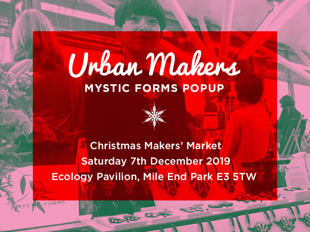Urban Makers Christmas Markets Mile End