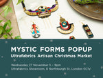 Ultrafabrics Artisan Christmas Market 27 November