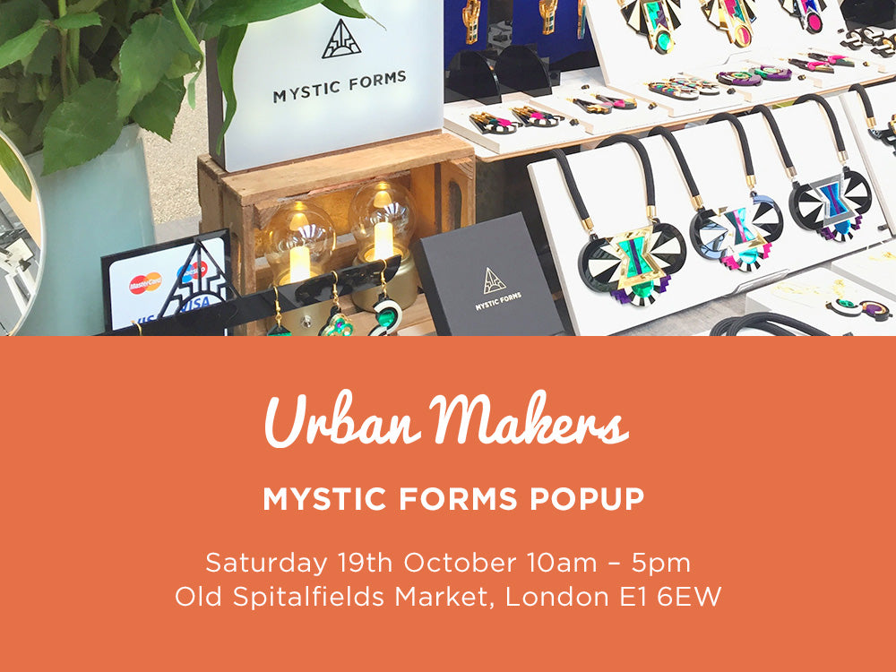 Urban Makers Old Spitalfields Market 19 October