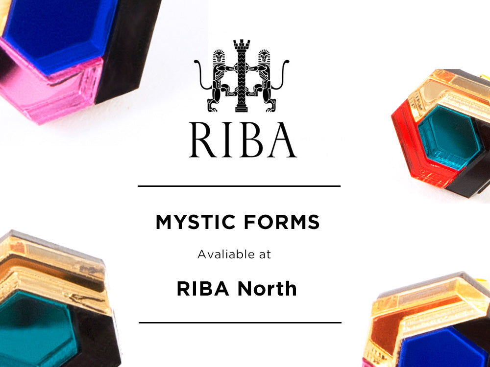 New Stockist RIBA North Shop