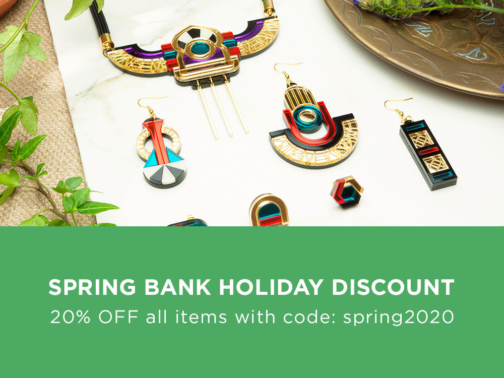 Spring Bank Holiday Discount