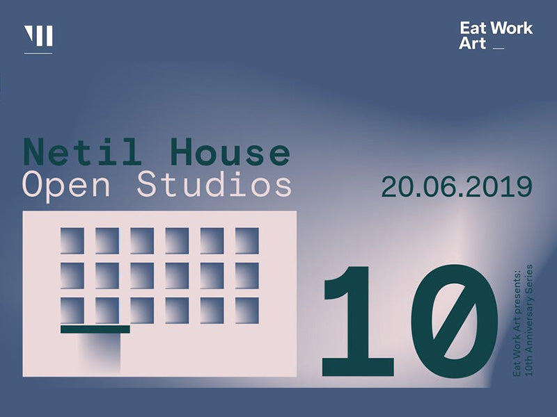 Open Studio at Netil House 2019