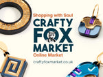 CRAFTY FOX Online Market Sat 5th & Sun 6th December