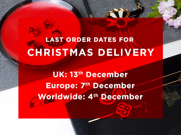 Last Order Date for Christmas