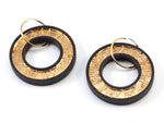 FORM062 PELOTA Hoops - Gold