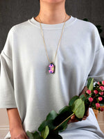 FORM063 CHAC Necklace - Babypink