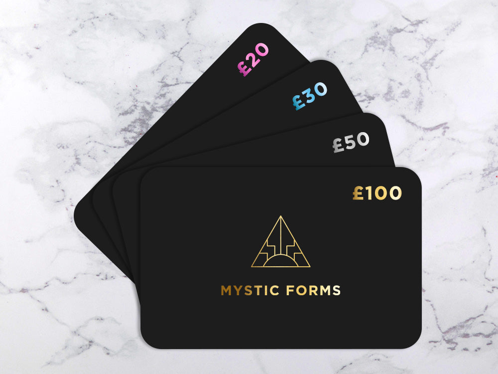 MYSTIC FORMS Gift Card