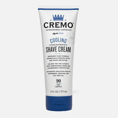 Mens Cooling Shave Cream