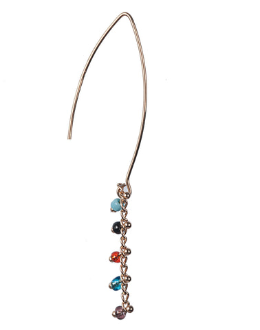 Hook Samba Earrings - Amadoria