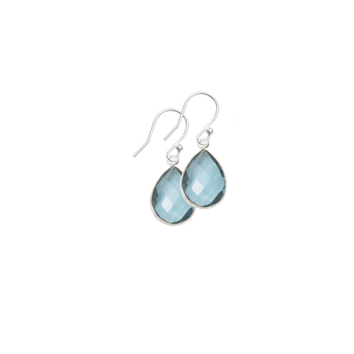 Julietta - London Blue Topaz/Silver