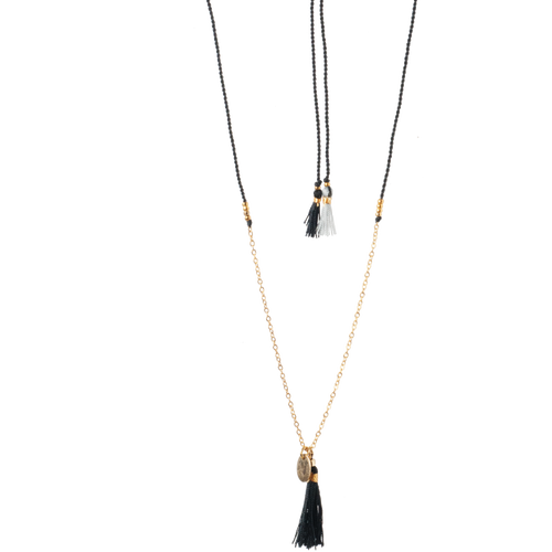 Small Pasha Gold Necklace