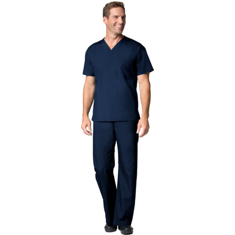 Maevn Mens V-Neck Top and Drawstring Pant Set <br> Style - 90061006 <br>Size XXS - L</br>