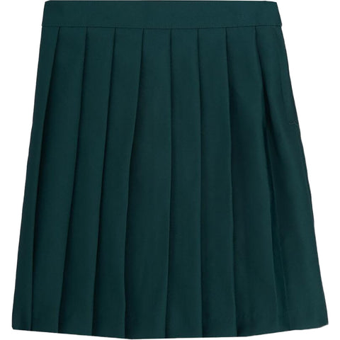 French Toast Uniforms Girls Pleated Skirt Hunter Green