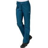 Maevn Eon Active Full Elastic Cargo Pant Style 7308 Sizes XS - 3XL Caribbean Blue