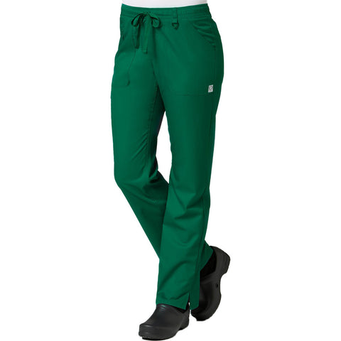 Maevn Eon Active Full Elastic Cargo Pant Style 7308 Sizes XS - 3XL Hunter Green