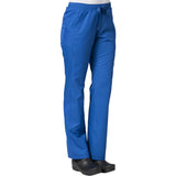 Maevn Eon Active Sporty Mesh Panel Pant Style 7318 Sizes XS - 3XL Royal Blue