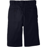 Genuine Kids Double Pleated Twill Shorts Navy