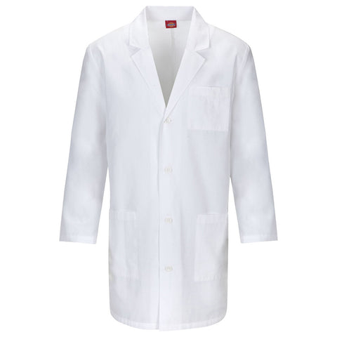 "Dickies Unisex 37"" Lab Coat Style - 83402 Sizes XS - XXL"