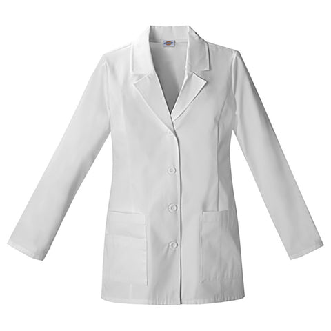 "Dickies Women's 29"" Lab Coat Style - 84406 Sizes XS - XXL"