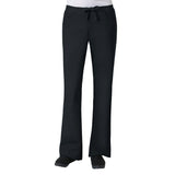 Maevn Core Womens Classic Flare Pant - Regular Fit Black