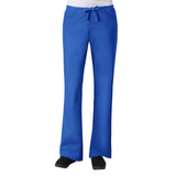 Maevn Core Womens Classic Flare Pant - Regular Fit Royal Blue
