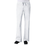 Maevn Core Womens Classic Flare Pant - Regular Fit White