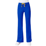 Maven Women's Blossom Multi Pocket Flare Pant - Royal Blue