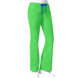 Maven Women's Blossom Multi Pocket Utility Cargo Pant - Apple Green