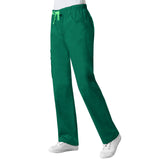 Maven Women's Blossom Pintuck Cargo Pant - Hunter Green