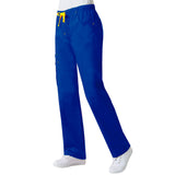 Maven Women's Blossom Pintuck Cargo Pant - Royal Blue