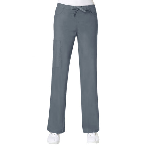 Maevn Core Cargo Pant- Petite Length Pewter