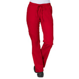 "Maevn Blossom Womens Straight Leg Cargo Pant Style 9802 Regular 30.5"" Sizes XS - 2XL"