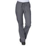 "Maevn Blossom Womens Straight Leg Cargo Pant Style 9802 Tall 33"" Sizes XS - 5XL"