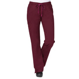"Maevn Blossom Womens Straight Leg Cargo Pant Style 9802 Reg. Plus 30.5"" Sizes 3XL - 5XL"
