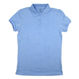 Classic Girls Junior Short Sleeve Polo Shirt