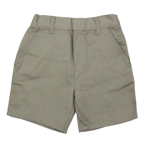 U.S. Polo Association Toddler'sTwill Short Khaki