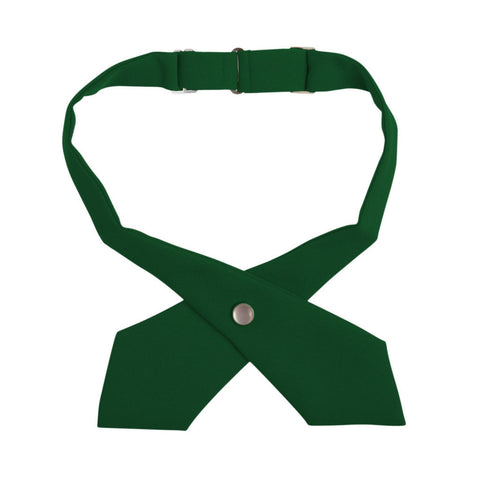 French Toast Crisscross Necktie Green