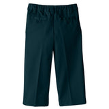 Smith's American Big Boys' Flat Front Twill Pant Green