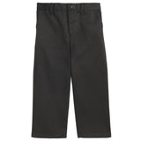 French Toast Toddlers School Uniforms Pull-On Pant Black