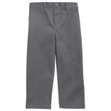 French Toast Toddlers School Uniforms Pull-On Pant Gray