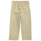 French Toast Toddlers School Uniforms Pull-On Pant Khaki