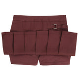 French Toast Uniforms Girls' Scooter Skort  Burgundy